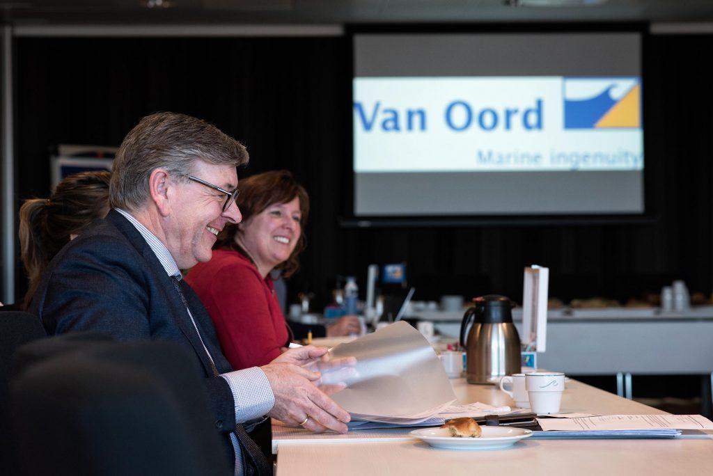 Frits Luijten - Van Oord
