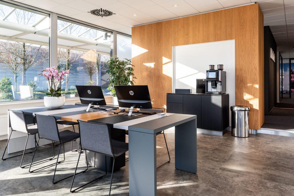 Bedrijfsreportage J.J de Haas - verbouwing Rabobank Maassluis