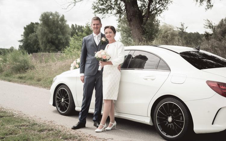 Bruidsreportage Arthur en Jolanda