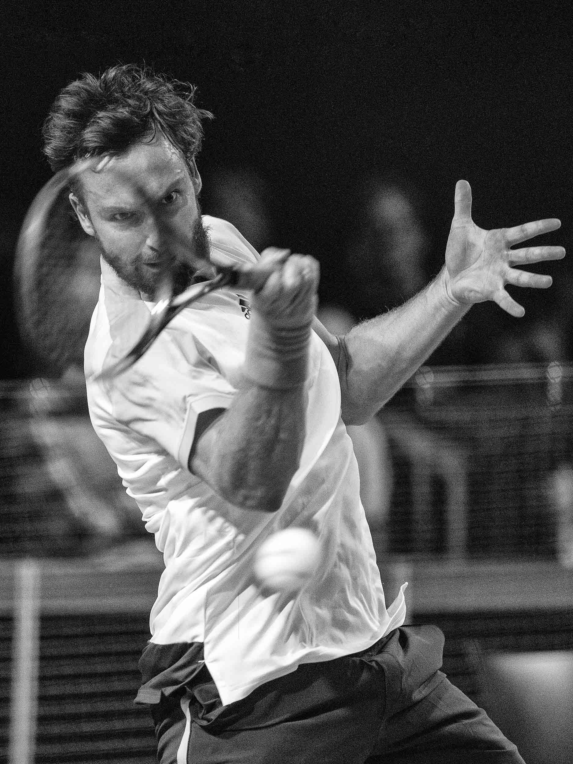 Sportportret Ernest Gulbis - ABN AMRO Kwalificatie 2017