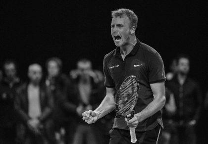 Sportportret Glenn Smits - ABN AMRO Supermatch winner 2017