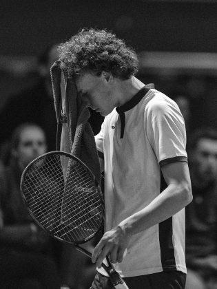 Sportportret Tim van der Horst - ABN AMRO Supermatch