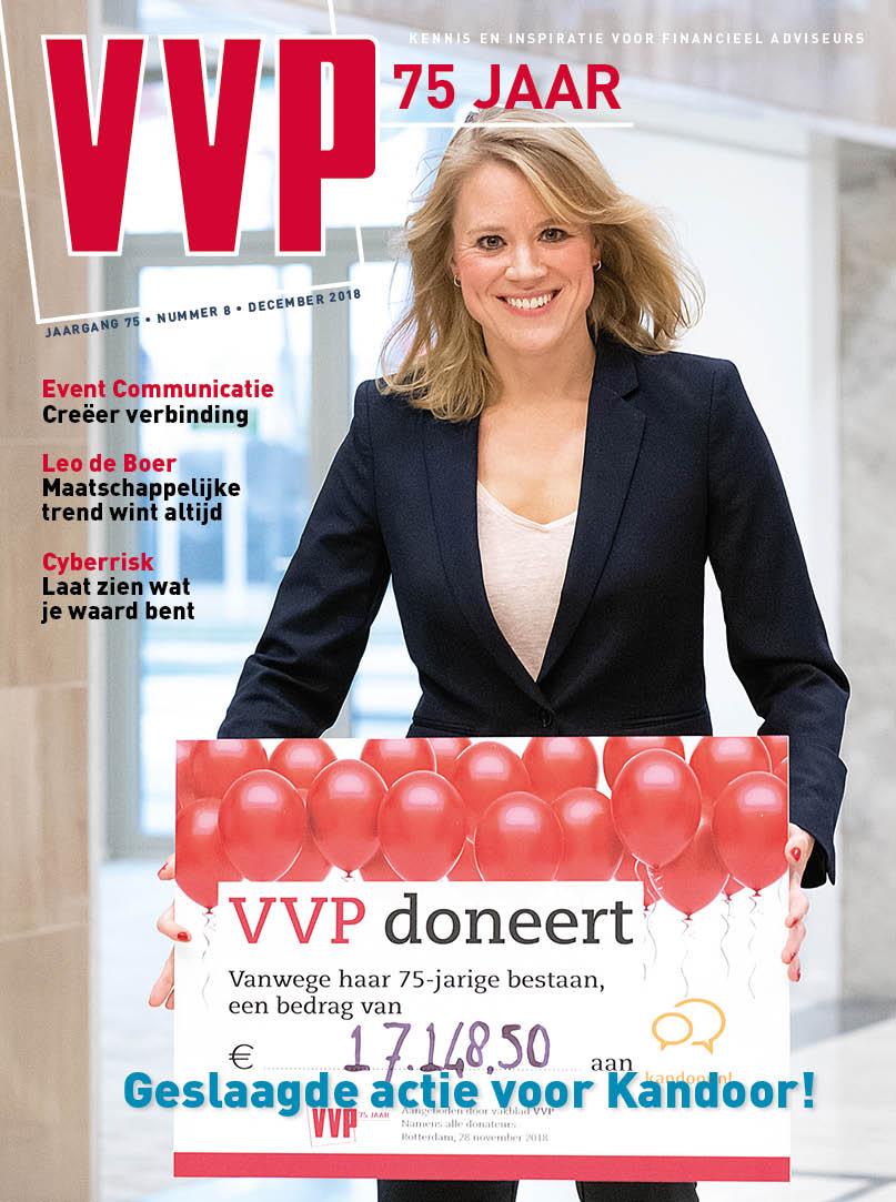 Cover VVP8 2018 - Fotoshoot - Bedrijfsfotografie